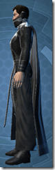 Malak's Shadow Armor - Male Left