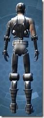 Series 614 Cybernetic - Male Back