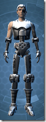 Series 614 Cybernetic - Male Front
