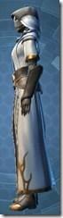 Temple Guardian - Female Left