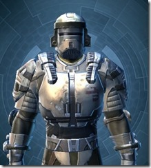 Unwavering Powertech's Foundry - Male Close Front