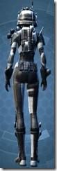 Enhanced Surveillance - Female Back