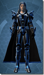 Fortified Defender - Male Front