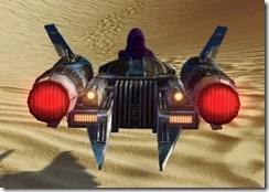 Irakie Hawk - Back