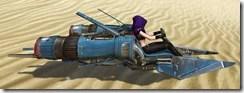 Irakie Hawk - Side