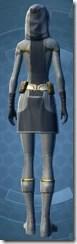 Noble Attendant - Female Back