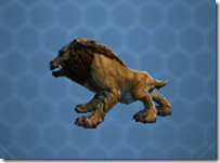 Savanna Manka Lynx - Side