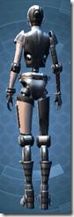 Series 615 Cybernetic - Female Back