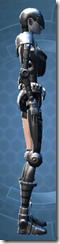 Series 615 Cybernetic - Female Right