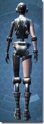 Series 616 Cybernetic - Female Back