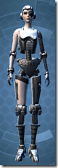 Series 616 Cybernetic - Female Front