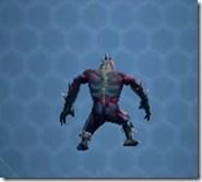 Symbiote Rakling - Back
