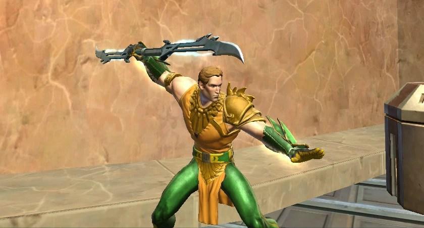 Aquaman – The Progenitor