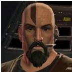 Captain Dharoc Malcom - T3-M4
