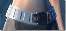 Enhanced Surveillance Belt Female