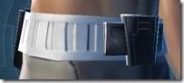 Enhanced Surveillance Belt Male