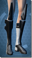 Enhanced Surveillance Boots Female