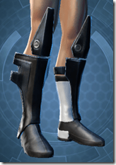 Enhanced Surveillance Boots Male