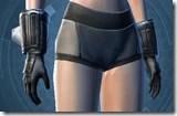 Enhanced Surveillance Gloves Female