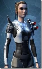 Enhanced Surveillance Jacket Female
