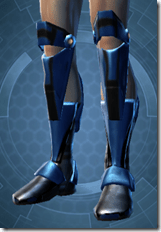 Fortified Defender Boots Male