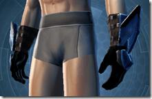 Fortified Defender Gauntlets Male