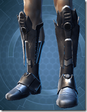 Intimidator Boots Male