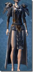 Intimidator Chestguard Female