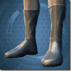 Kreia's Boots Male