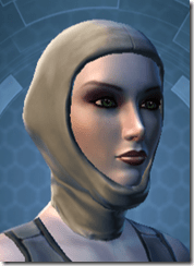 Kreia's Hood Female