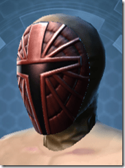 Mandalore the Indoimitable Male Helmet