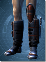 Mantellian Privateer Boots Male