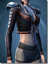 Mantellian Privateer Jacket Female