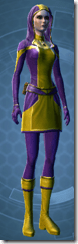 Noble Attendant Dyed