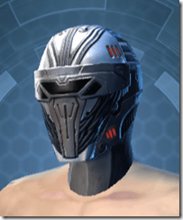 Reaver's Headgear Male