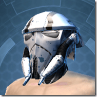 Resolute Protector Male Headgear