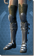 Satele Shan's Boots Male