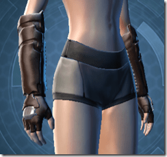 Satele Shan's Gloves Female