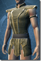 Satele Shan's Tunic Male