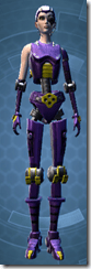 Series 614 Cybernetic Dyed