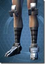 Series 614 Cybernetic Feet Male