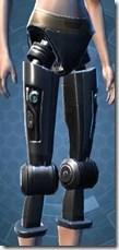 Series 614 Cybernetic Legs Female