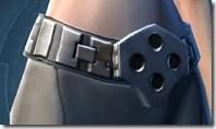 Series 614 Cybernetic Support Belt Female