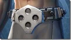 Series 615 Cybernetic Belt Male