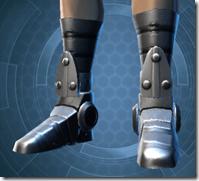 Series 615 Cybernetic Feet Male