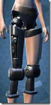 Series 615 Cybernetic Legs Female