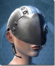 Series 615 Cybernetic Skull Female