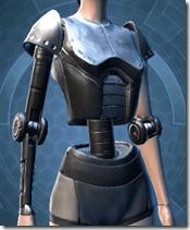 Series 615 Cybernetic Torso Female