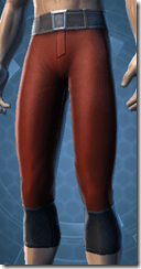 Vrook Lamar Male Pants