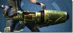 Antique Socorro Assault Cannon Cresh